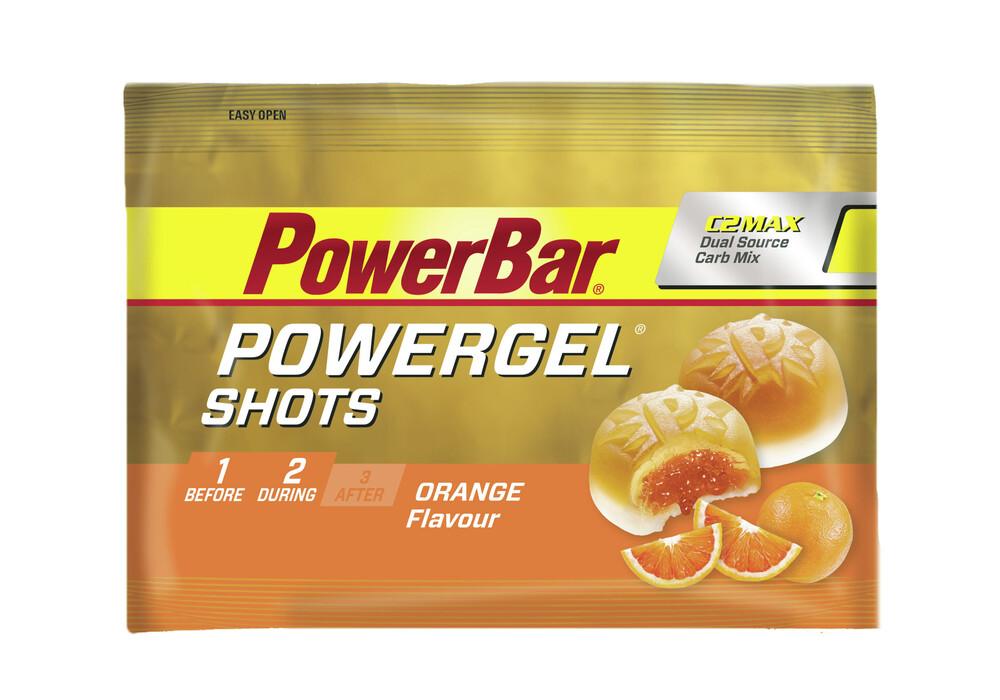 PowerBar PowerGel Shots Orange günstig kaufen bei fahrrad.de